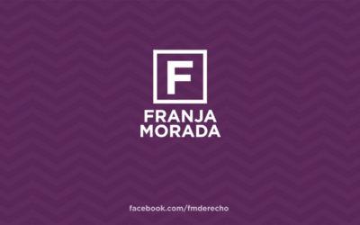 Franja Morada / FAUD
